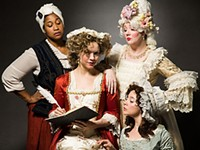 Shrewd Productions' <i>The Revolutionists</i>
