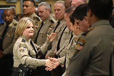 Sheriff Sally Hernandez Continues to Do