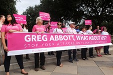 Planned Parenthood Sues Texas Over Anti-Choice Bill SB 8