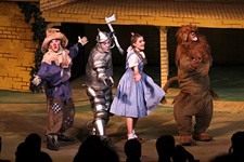Zilker Theatre Productions' <i>The Wizard of Oz</i>