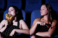 Dear Glutton: Movie Snacks