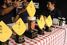 Judges Announced for Seventh Annual Quesoff