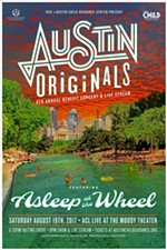 Austin Originals Benefit Concert with Asleep at the Wheel