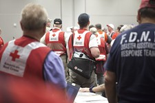 Harvey Evacuees Not Going to Convention Center After All
