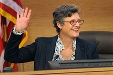 County Judge Sarah Eckhardt on Greg Abbott's Texas Hammer