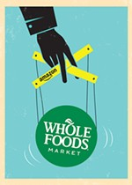 The Amazon-ification of Whole Foods