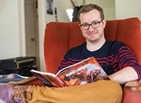 Into <i>The Adventure Zone</i> With Griffin McElroy