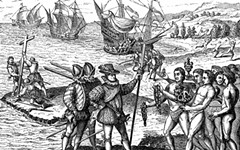 Christopher Columbus Apologists Gang Up on Council