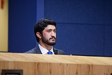 ICE Found Snooping on Council Member Greg Casar