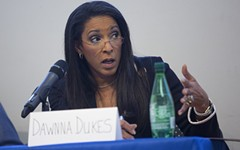 Dawnna Dukes' Charges Dropped