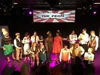 TILT Performance Group's <i>Zombie Prom</i>