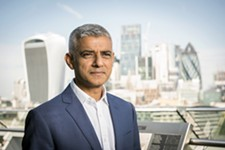 London Mayor Sadiq Khan for SXSW