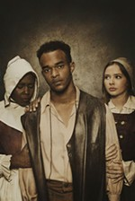 UT Dept. of Theatre &amp; Dance's <i>The Crucible</i>