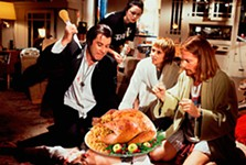 The Trauma of Thanksgiving Films
