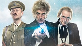 Holiday Viewing: <i>Doctor Who</i> at Christmas