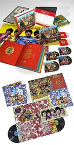 Heart-Shaped Box Sets