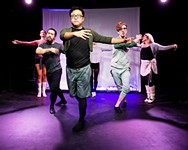 The Hideout Theatre's <i>Dance Dreams</i>