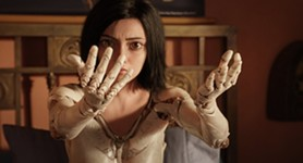 <i>Alita: Battle Angel</i> Teaser Arrives