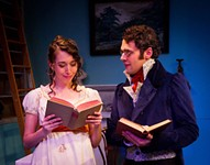 Austin Playhouse's <i>Miss Bennet: Christmas at Pemberley</i>