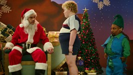 Holiday Viewing: <i>Bad Santa</i>