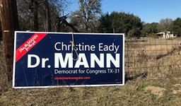 Noose Found on WilCo Campaign Sign