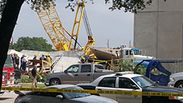 Construction Worker's Death Headed to Court?
