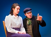 Austin Playhouse's <i>The Immigrant</i>
