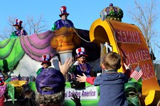 Day Trips & Beyond: Mardi Gras in NWLA