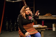 Vortex Repertory Company's <i>The Way She Spoke</i>