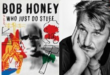 Sean Penn to Promote First Novel in Austin