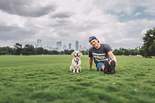 Meet Social Media Star Sid, the Regal Beagle, the Inspiration Behind Zilker Bark