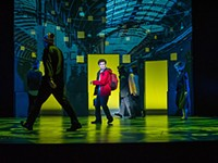 Zach Theatre's <i>The Curious Incident of the Dog in the Night-Time</i>