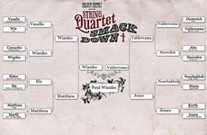 String Quartet Smackdown: Golden Hornet Project adds a touch of
