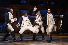 <i>Hamilton</i> Comes to Bass Concert Hall in 2019