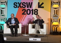 SXSW Panel: Lawrence Wright