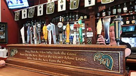 Day Trips: The Goose's Acre Pub, The Woodlands