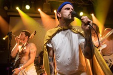 SXSW Music Review: Idles