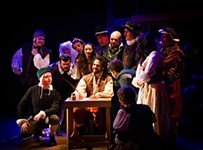 Austin Playhouse's <i>Shakespeare in Love</i>