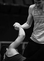 Courage Moves in Ballet Austin's <i>Exit Wounds</i>