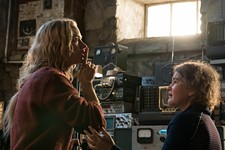 John Krasinski and Emily Blunt on Their New Horror <i>A Quiet Place</i>