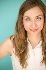 Moontower Comedian Lauren Lapkus, Tube Raider