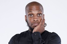 Moontower Comedy 2018: Ali Siddiq
