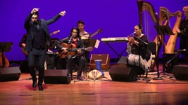 Review: <i>Flamenco India</i>