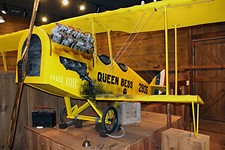 Day Trips: Bessie Coleman, Atlanta Historical Museum