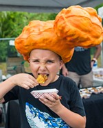 Snapshot: The Austin Chicken Wing Festival