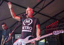 Hot Luck Review: Peter Hook & the Light