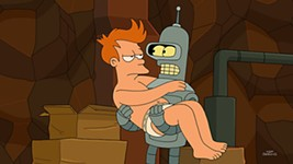 David X. Cohen Brings <i>Futurama</i> Back to the Future