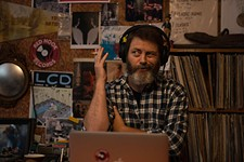 <i>Hearts Beat Loud</i> When Nick Offerman's Around