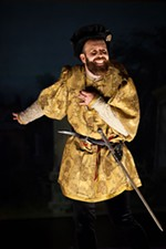 <i>Booth's Richard III</i> by the Hidden Room Theatre