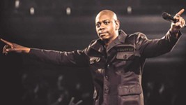 Dave Chappelle Hits the Stateside This Wednesday